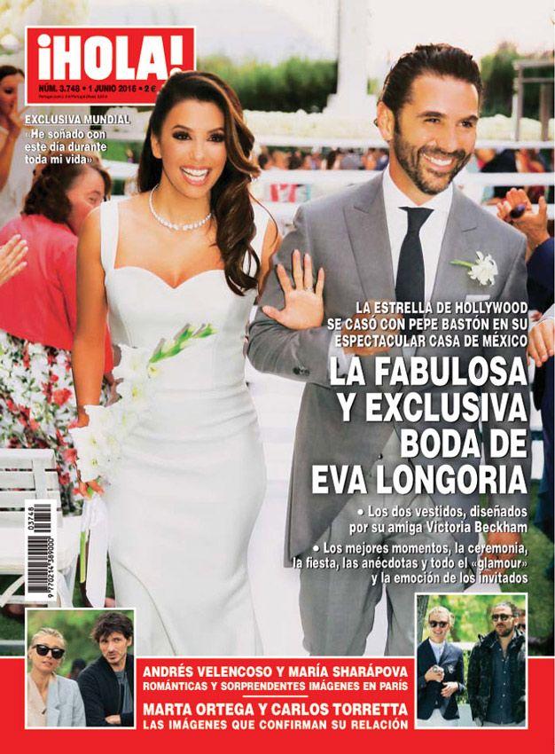 ¿Qué noticias y exclusivas trae en sus páginas la revista ¡HOLA! de esta semana