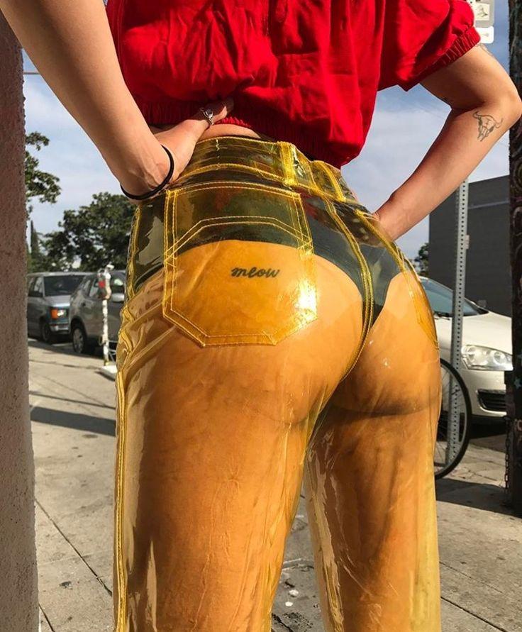 PVC pants