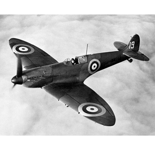 A Supermarine Spitfire