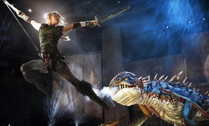 "Groupon - ""How to Train Your Dragon Live Spectacular"" at BMO Harris Bradley Center (Up to 42% Off). Six Shows Available. in Milwaukee (BMO Harris Bradley Center). Groupon deal price: $39.00"