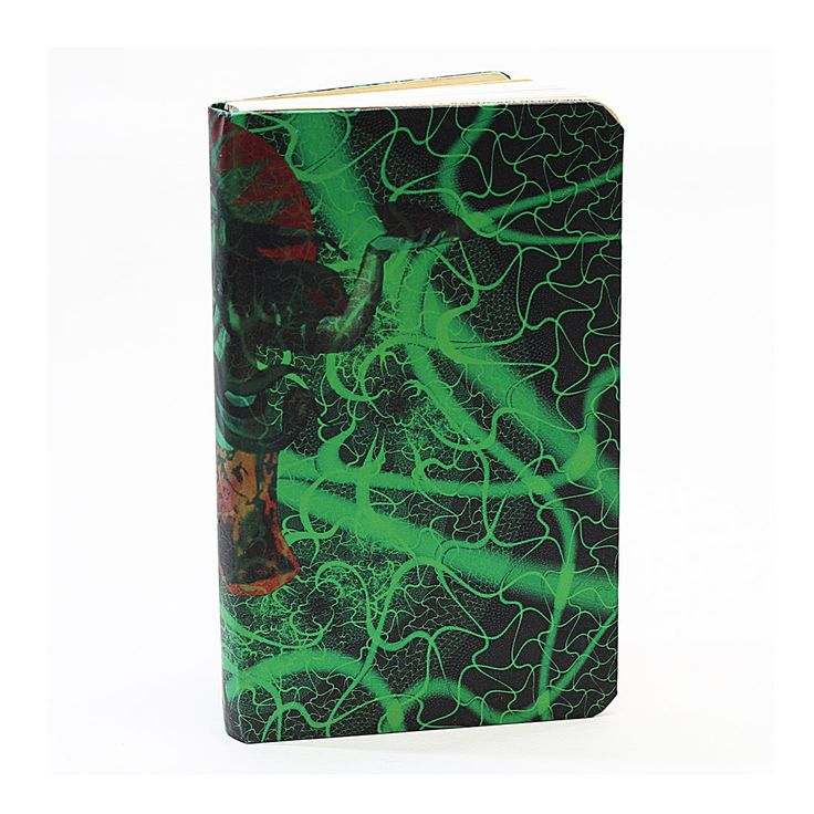 The Vines of Shiva Lined Notebook - BFLN5X8(A) - Note Books - Notebooks & Pads - Paper Products