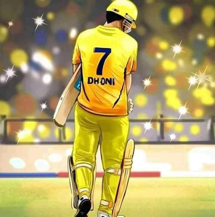 Massive Chennai Super Kings Ms Dhoni Wallpapers Dhoni