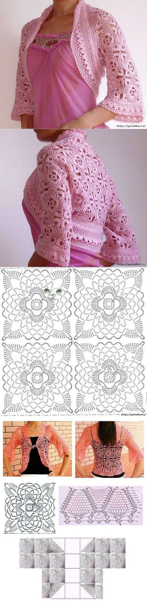 1322 best Chochet images on Pinterest | Crochet patterns, Knitting ...
