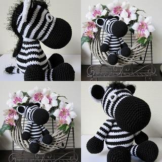 Zoey Zebra
