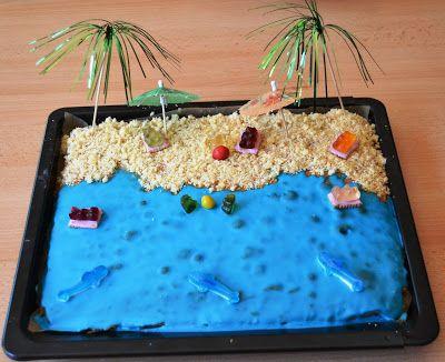 Sanna´s Hexenküche: Pool Party Ideen für Kids