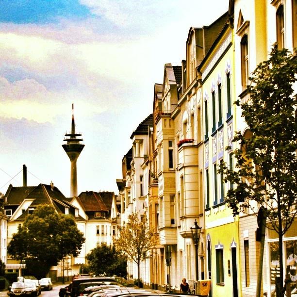 Oberkassel in Düsseldorf in Deinem NRW. #deinnrw