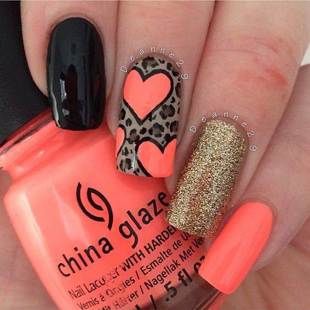 Instagram media by deanne29 #nail #nails #nailart Repined by http://camanesnailartproject.wordpress.com/