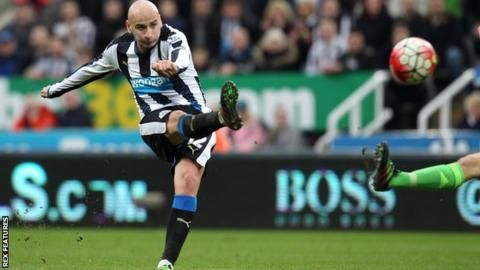 Jonjo Shelvey: Newcastle United 'back to school' under Rafael Benitez