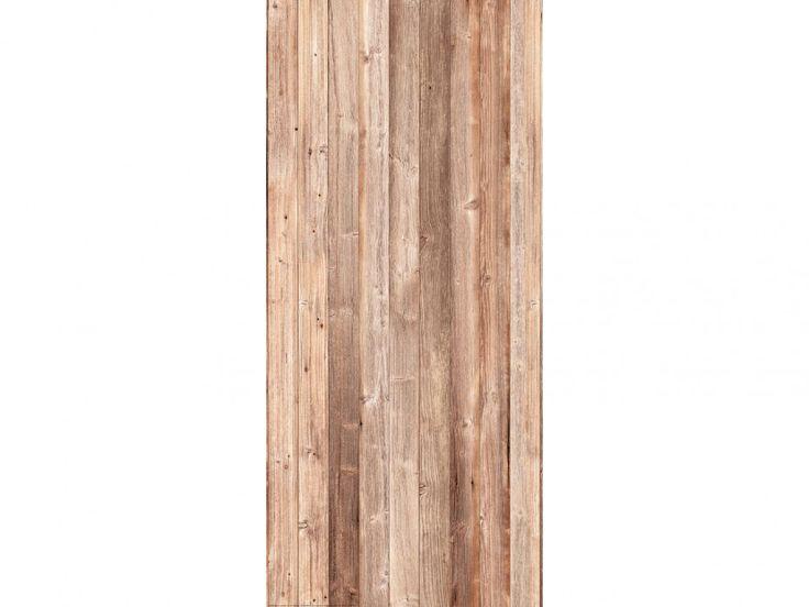 Sticker de porte WOODIE - 92x202cm