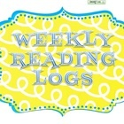 Weekly Home Reading Logs-Common Core Aligned Reading Comprehension Skills @Melissa Anderson @Kate Wedge