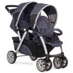 Chicco Together Tandem Pram nature blue - Collection 2015