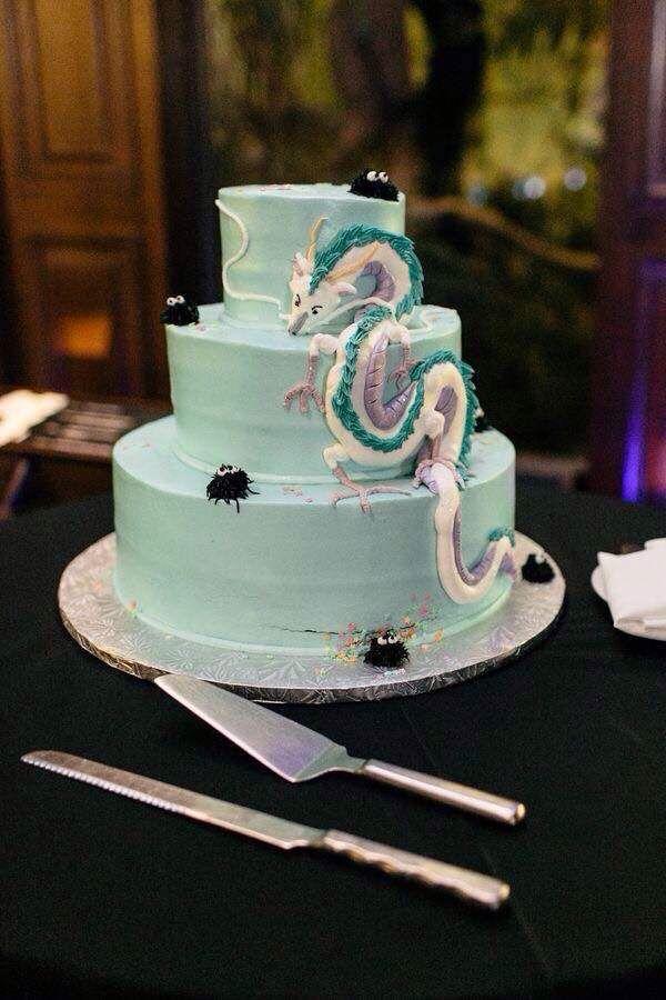 My dream cake:)