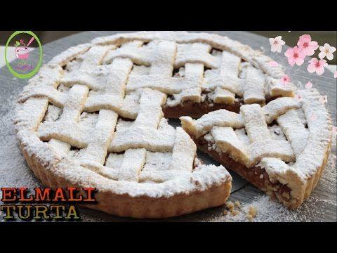 Elmalı Kafes Turta/Ağızda Dağılan Nefis Hamuru ile/ŞEFFAF MUTFAK - YouTube