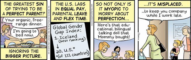 Pajama Diaries Comic Strip for June 03, 2015 | Comics Kingdom