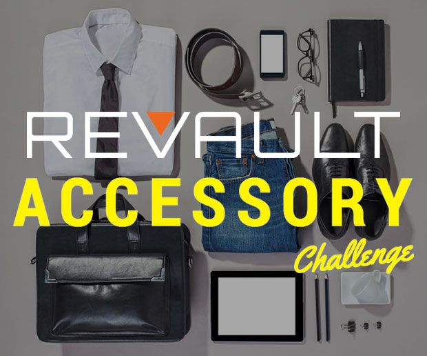 Create an accessory for ReVault and win a free 32GB unit. We are launching on Indiegogo next week. Accessories can be 3D models, or products you produce. http://revault.io/2015/05/11/day-176-the-revault-accessory-challenge/