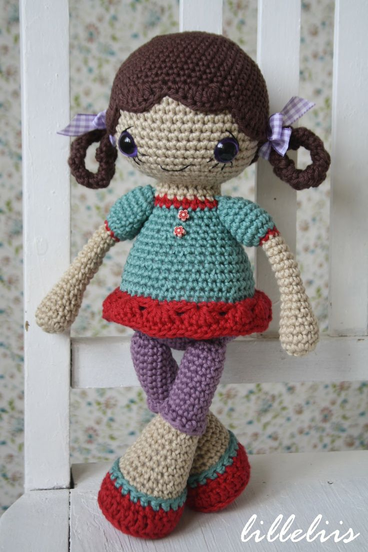 crochet+doll+amigurumi+girl+(5).JPG 1.068 1.600 pixel ...