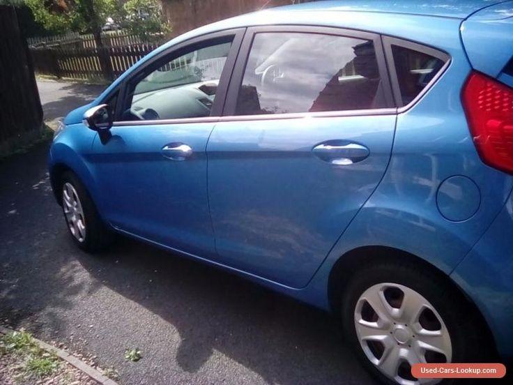 2009 Ford Fiesta 1.25 style Hatchback 5dr Petrol Manual #ford #fiesta #forsale #unitedkingdom