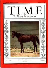The Time Magazine Vault is a well done interactive archive.