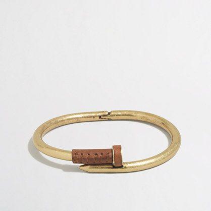 Jcrew Factory Metal Cuff Bracelet