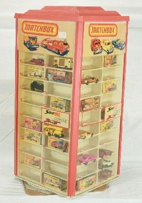 When Matchbox cars actually came in boxes... I used to love turning the display looking for new or cool vehicles.