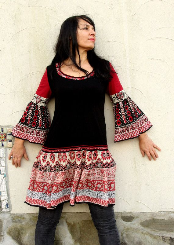 Hey, I found this really awesome Etsy listing at https://www.etsy.com/uk/listing/260536512/m-l-india-fabrics-bohemian-dress-tunic