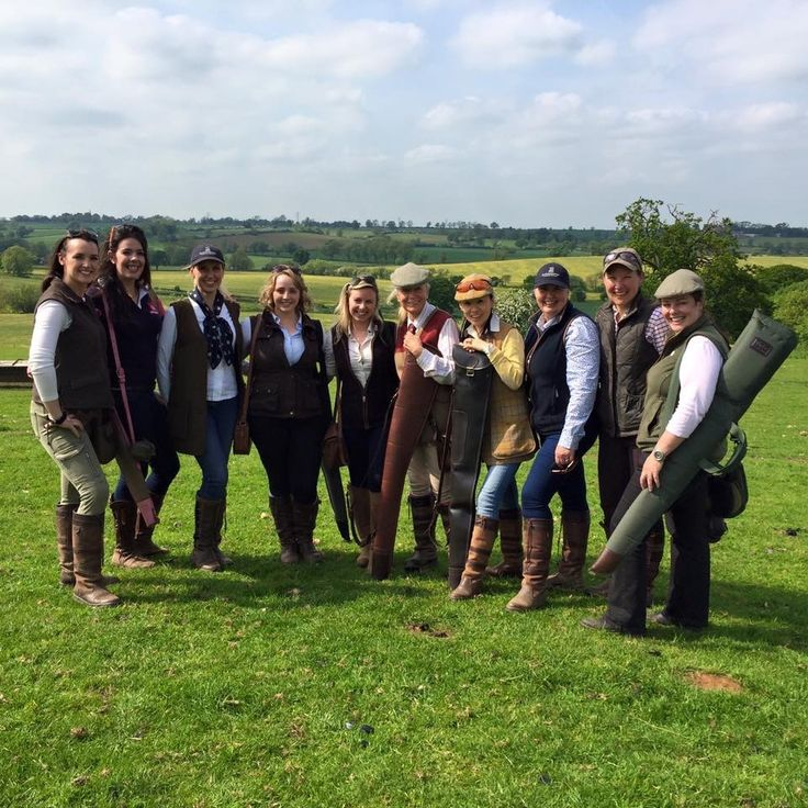 A great week in London and a return to the field… Sim Day, Clay Pigeon Shooting, Orvis, Fly Fishing