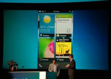 Blackberry 10 - renewed, too later or too early to tell...