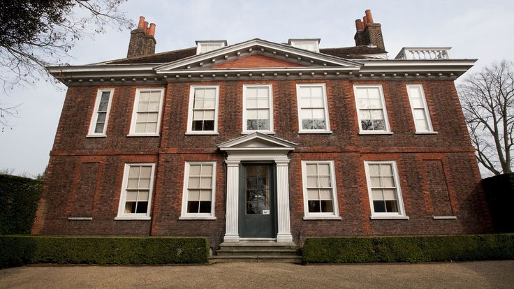 Visit the National Trust's Fenton House and Garden, a 17th-century merchant's house with walled garden in Hampstead, London