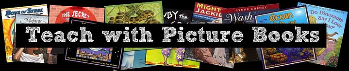 Blog about using picture books for teaching concepts.