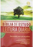 Bíblia de Estudo - Leitura Diária