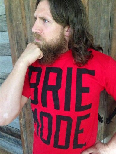Bryan Danielson wore Brie Mode to support his wife Brianna Danielson