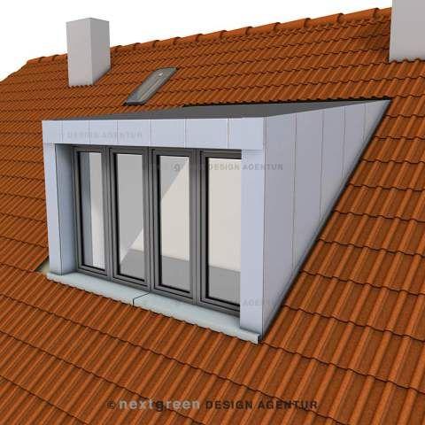 15 besten dachgauben bilder auf pinterest dachgauben dachgeschosse und dachausbau. Black Bedroom Furniture Sets. Home Design Ideas