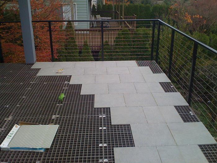 Elegant Image Result For Porcelain Tile Flooring Deck