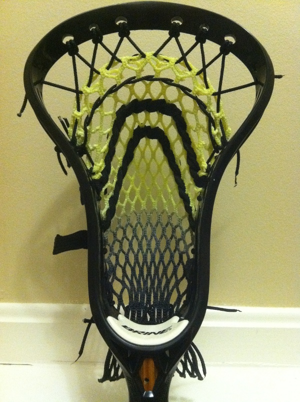 "Lacrosse Lax ""This top string could be your Blueprint for success"""