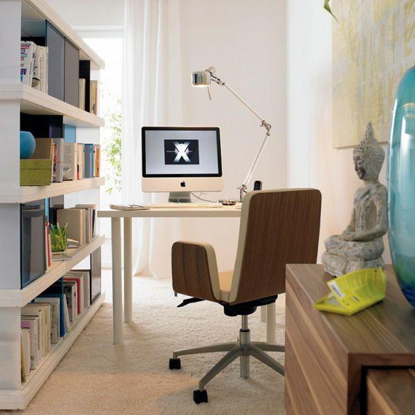 Tipy, jak vměstnat domácí kancelář do malého bytu - foto, Hyperbydleni.cz