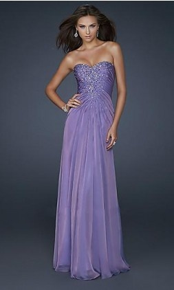 Bridesmaid dress...in champagne or rose