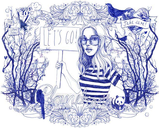Let's go by Silke Wersinger