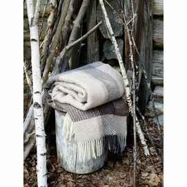 Cozy Norwegian Wool Blanket