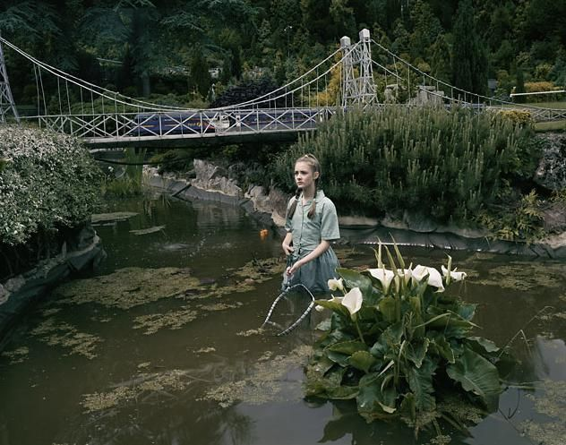 "<p>We already reviewed German photographer Julia Fullerton work here but she just uploaded a new Editorial Project called ""Teenage Stories"". A wonderful use of diorama scale models in Urban environmen"