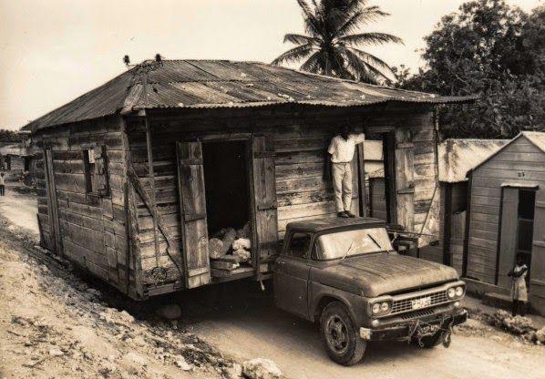 1956 - Pointe a Pitre - Laboratoire Urbanisme Insurrectionnel: Urbanisme Colonial à Pointe-à-Pitre | 1848 – 1967