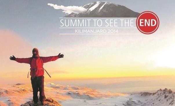 Summit to See the End: Kilimanjaro 2014