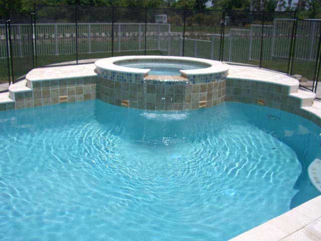 119 best swimming pool tile designs images on pinterest for Swimming pool tile pictures