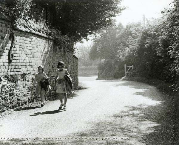 Hallams Lane, Chilwell, 1963