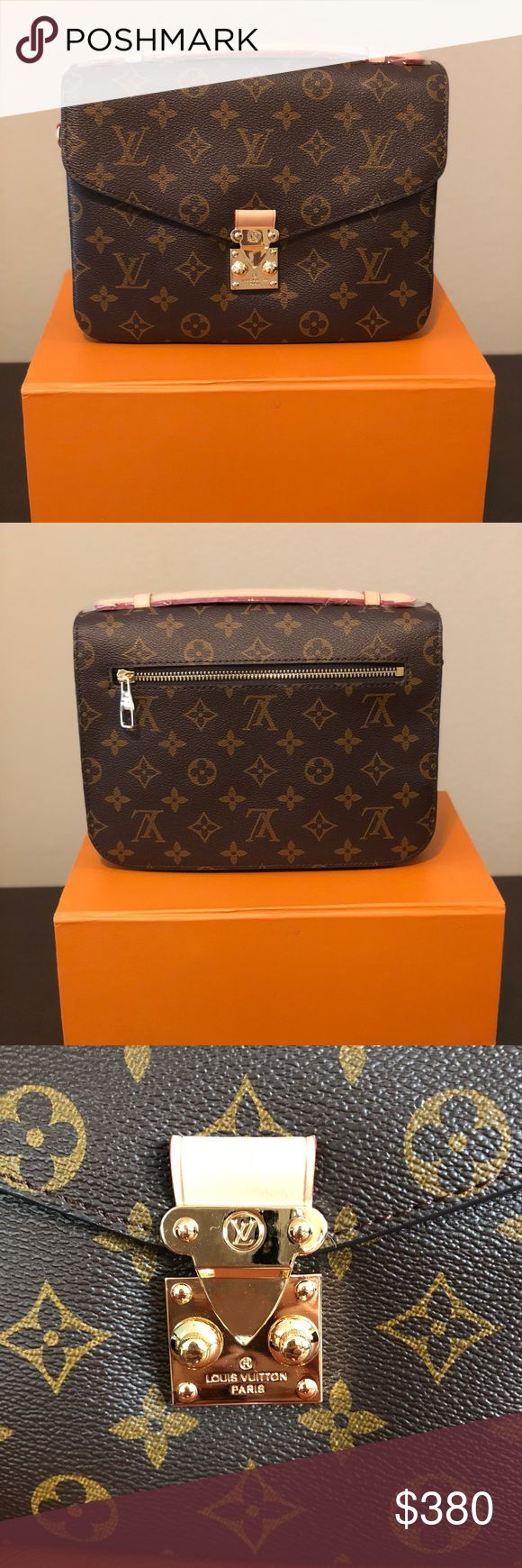 New bag Brand new crossbody bag. Last one. Excellent quality. Comes with box and dust bag. Soft leather. Please pay close attention to the price, authentic one is way more expensive.  Offers welcome, no trade. Louis Vuitton Bags Crossbody Bags