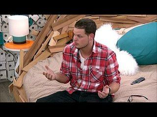 """Big Brother: Episode #9 - Nominations #3 & Battle of the Block Comp #3: A King Must Rescue His Queen -- Derrick gives Caleb an """"opportunity"""" to go on the block for Amber. -- http://www.tvweb.com/shows/big-brother/season-16/episode-9-nominations-3-battle-of-the-block-comp-3--a-king-must-rescue-his-queen"""