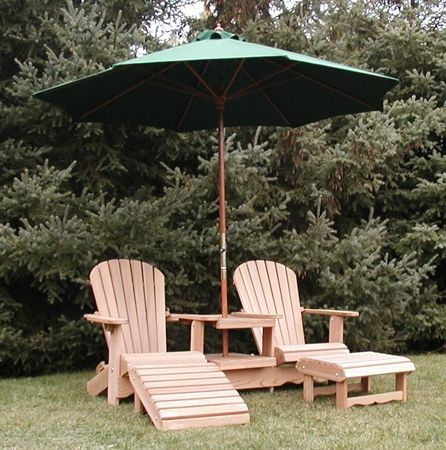 Like All Our Chairs, Our Double Adirondack Chair Is Uniquely Designed For  Comfort. Our