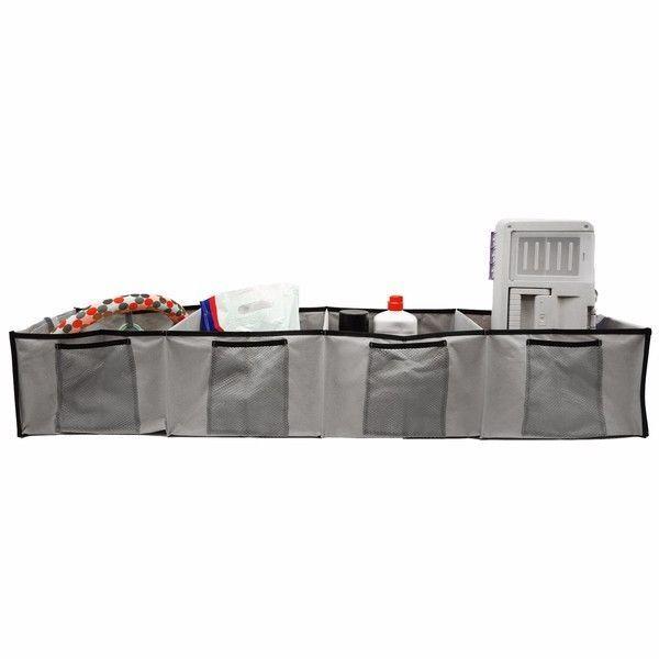 trunk organizer cargo storage grocery net bag suv truck van organization carrier trucks bags