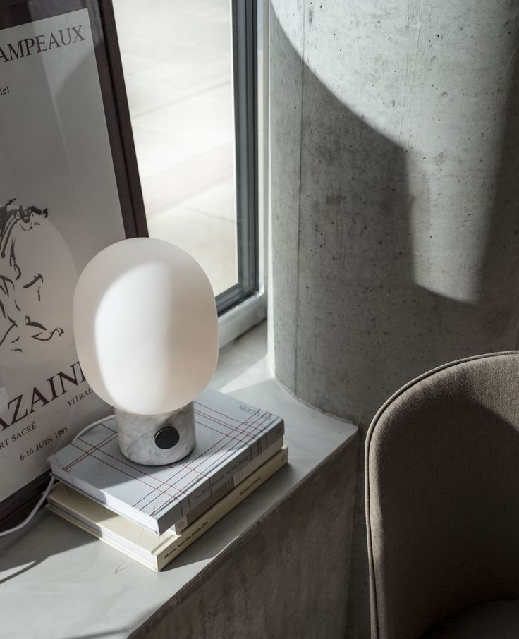 MENU SS18 | JWDA Marble Lamp