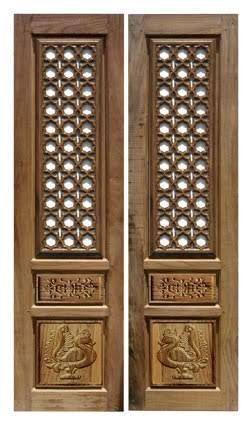 Image result for contemporary pooja room door designs