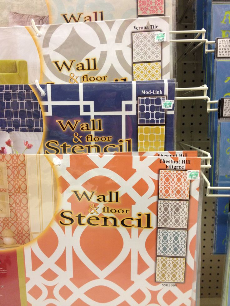 Stencil At Hobby Lobby Crafts Pinterest Beds Verona